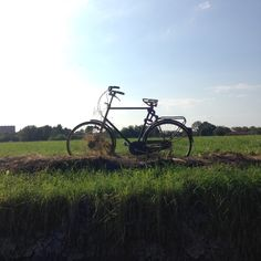 #bike #cycling #bicycle #Friesland #thenetherlands #Holland #where'smybike #howlonghasitbeenstandingthere? #bySötArt Netherlands, Holland, Cycling, Art Photography, Bicycle, Painting, The Nederlands, The Nederlands, The Netherlands