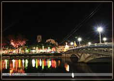 Roxas City at Night by keithcabillon, via Flickr