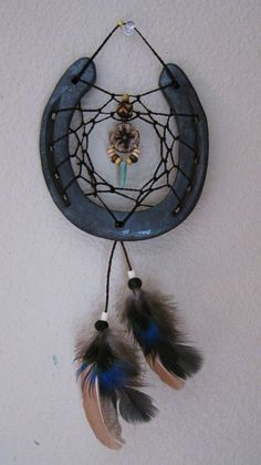 Tribal Horse Dreamcatcher