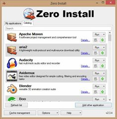 Zero Install - Run Windows programs without having to install them Mobile Technology, Computer Technology, Computer Programming, Science And Technology, Energy Technology, Software Project Management, Software Projects, Linux, Arduino