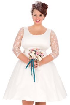 Our New Wedding Dress Collection has arrived at Lady V in a variety of styles perfect for your...