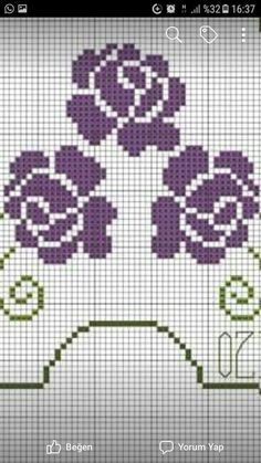 Cross Stitch Floss, Macrame Curtain, Bargello, Le Point, Baby Gifts, Diy And Crafts, Embroidery, Crochet, Flowers