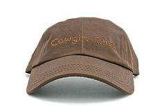 Ladies Baseball Hat Rachel - Cowgirl Club by Dolly Mama Designs. Buy it    ReadyGolf.com 148bef4f96f