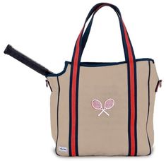 Check out our Chester Ame & Lulu Ladies Vintage Sport Tennis Tote Bags! Find the best tennis gear and accessories at Lori's Golf Shoppe. Click through now to see this Tote Bags!