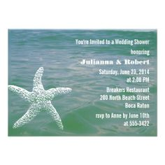 =>>Save on          Ocean Starfish Shower for the Couple Invitation           Ocean Starfish Shower for the Couple Invitation so please read the important details before your purchasing anyway here is the best buyDeals          Ocean Starfish Shower for the Couple Invitation lowest price Fa...Cleck Hot Deals >>> http://www.zazzle.com/ocean_starfish_shower_for_the_couple_invitation-161809136094124038?rf=238627982471231924&zbar=1&tc=terrest