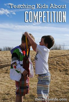 Teaching Kids About Competition with #NetflixKids