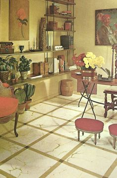 1960s home decor | mid century interiors | pinterest | 1960s and
