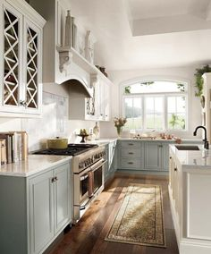 Gorgeous French Country Kitchen Design Ideas