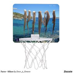 Shop Assos - Kefalonia Mini Basketball Hoop created by Personalize it with photos & text or purchase as is! Mini Basketball Hoop, Shooting Games, Design, Military, Ocean, Ship, Lighthouse, Shooter Games