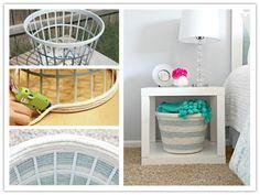 How To Make DIY Rope Storage Basket | DIY Tag