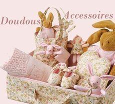 Doudous et accessoires (Trousselier)