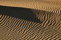 Mesquite Flat Sand Dunes, Death Valley, California