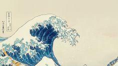 Wallpaper: http://desktoppapers.co/an25-wave-art-hokusai-japanese-paint-illust-classic/ via http://DesktopPapers.co : an25-wave-art-hokusai-japanese-paint-illust-classic