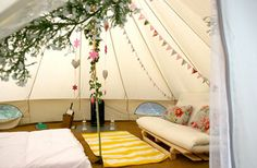 Jollydays! A company in Europe that puts together camping trips..How can you not love?!