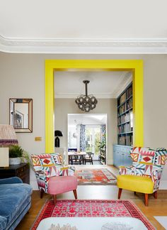The west London home of Suzy Hoodless | House & Garden