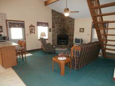 Willowbrook Living Room http://www.pantherknobcottages.com
