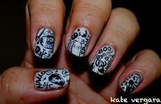 pinay nail art: Photo