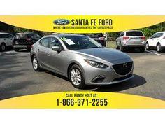 2016 Silver Mazda i Sport Mazda Mazda3, Mazda 3, Fes, Santa Fe, Sports, Silver, Hs Sports, Money, Sport