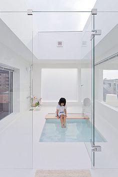 Fujimoto House//  bath