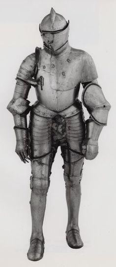Italian Jousting Armor 1550-1560