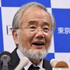 Why Microbiologists 'Heart' Yoshinori Ohsumi - The 2016 Nobel Laureate.