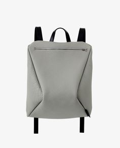 101174e11e 90° Backpack Grey #perfumeshopbromley Leather Gifts, Leather Bags Handmade,  Men's Backpack,