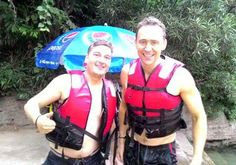 Tom Hiddleston. #KongSkullIsland #Vietnam Via Twitter.