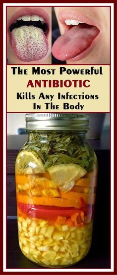 If you want to learn how to make amazing antibiotic which kills infections all over your body, this is the right article for you! Every single body in the world has at least one infection, but that doesn`t mean that you should always treat it with antibiotics. These days there is a lot of healthier