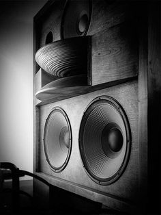 Pro Audio Speakers, Horn Speakers, Horns, Life, Letter Case, Horn, Antlers