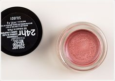 Maybelline Inked in Pink Color Tattoo Metal Eyeshadow