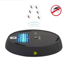 "IPReeâ""¢ Mosquito Dispeller Insect Repellent Portable USB Charge Air Purification Outdoor Travel Camp"
