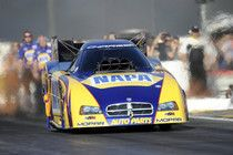 Jack Beckman's crew chief moves to Ron Capps' car, and Beckman gets veteran crew chief Todd Smith (photo - NHRA Media)