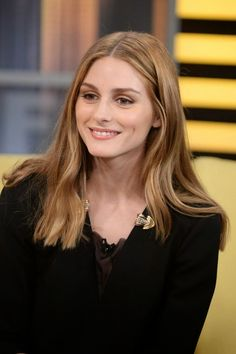 The Olivia Palermo Lookbook : Olivia Palermo At Good Day New York:Olivia Palermo's 3 'must-dos' for summer