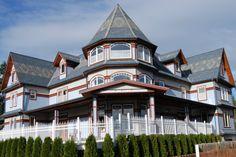 Mansion Inn Lake Stevens B & B- Lake Stevens, WA