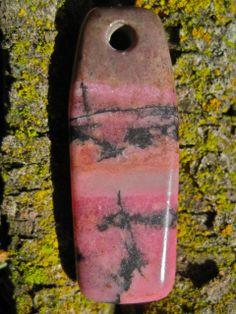 Original hand made Rhodonite Pendant: http://manitoubeads.com/