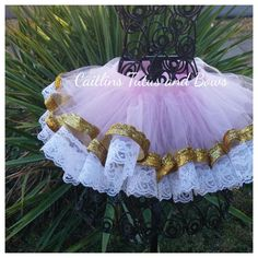 Hey, I found this really awesome Etsy listing at https://www.etsy.com/listing/251743872/pink-and-gold-birthday-tutu-pink-and
