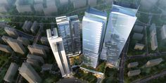 JAKARTA | Ciputra World Jakarta 2 | 4 Towers | U/C - SkyscraperCity