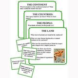An excellent resource for individual and group work, these six large topic cards and 30 small task cards provide research...