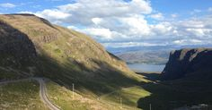 ROBIN discovers Scotland's very own road trip route