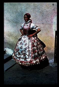 From Doroszló, NHA Néprajzi Múzeum | Online Gyűjtemények - Etnológiai Archívum, Diapozitív-gyűjtemény Folk Costume, Costumes, Daguerreotype, Traditional Clothes, Vintage Photography, How Beautiful, Flora, Women Wear, Culture