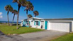 VRBO.com #338888 - Direct Oceanfront 3/2 Home in the Daytona/Ormond Beach Area