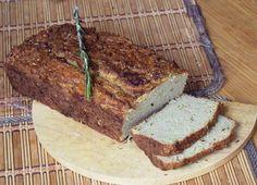 Zajíci v krabici: Vláčný chléb s cuketou a rozmarýnem