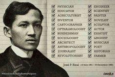Dr. Jose Rizal ..