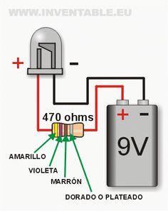 9v rgb led wiring diagram  | 400 x 360