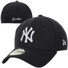 abe4ac70cd927 New York Yankees New Era MLB Team Classic Game 39THIRTY Flex Hat - Navy
