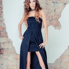 Seksowna suknia