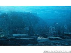 An archaeological discovery off Japan: spread over 311 miles on the ocean floor, are the well-preserved remains of an ancient city or a number of closely related sites. Nearly twice the age of the great pyramids of Egypt, the rectangular stone ziggurat under the sea off the coast of Japan could be the first evidence of a previously unknown Stone Age civilization.The monument is 600ft wide and 90ft high and has been dated to at least 8,000 BC.