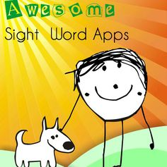 13 sight word apps to help kids grow as readers