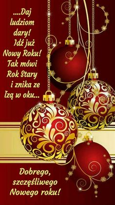 Christmas Nativity, Christmas Bulbs, Happy New Year, Holiday Decor, Cards, Xmas, Poland, Nativity, Happy New Years Eve