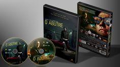 O Abutre - Capa   VITRINE - Galeria De Capas - Designer Covers Custom   Capas & Labels Customizados